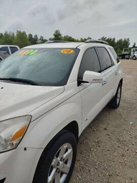 2008 Saturn Outlook for sale at Finish Line Auto LLC in Luling LA
