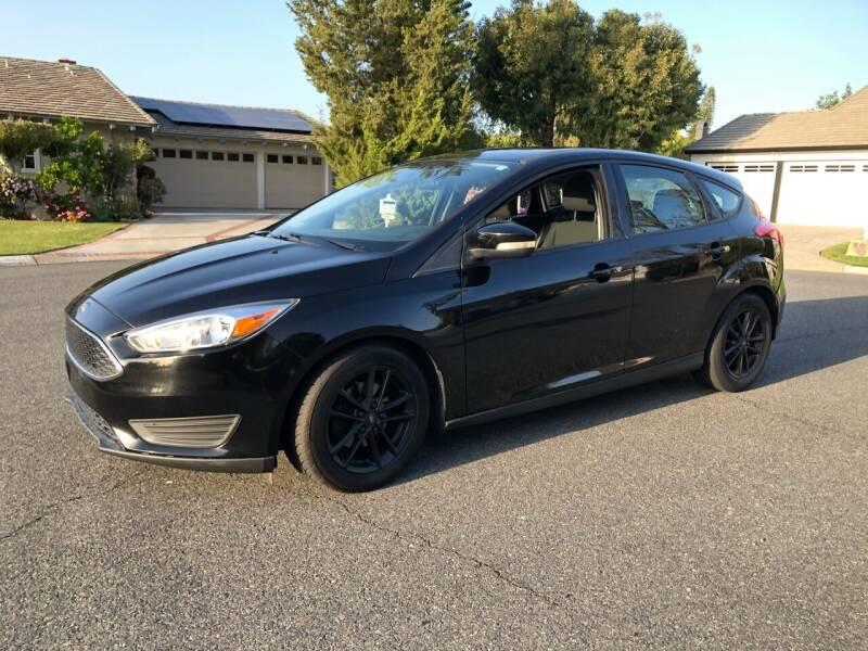 2016 Ford Focus for sale at Carmelo Auto Sales Inc in Orange CA