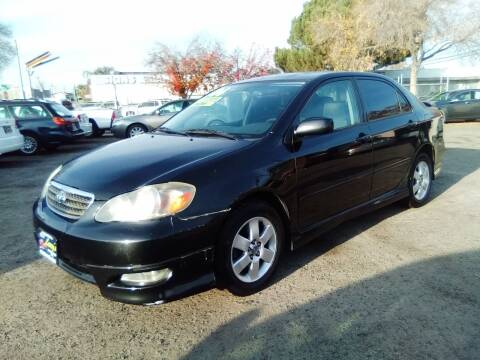2006 Toyota Corolla for sale at Larry's Auto Sales Inc. in Fresno CA