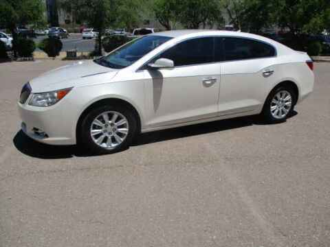 2013 Buick LaCrosse for sale at Corporate Auto Wholesale in Phoenix AZ