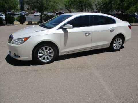2013 Buick LaCrosse for sale at Corporate Auto Wholesale in Phoenix AZ