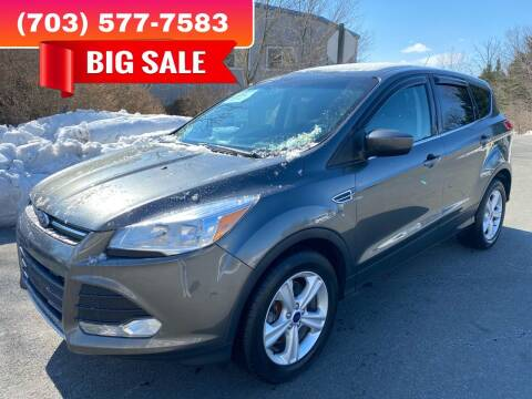 2015 Ford Escape for sale at Dreams Auto Group LLC in Sterling VA