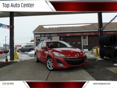 2010 Mazda MAZDA3 for sale at Top Auto Center in Quakertown PA