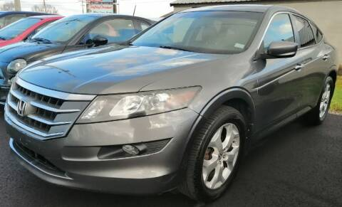 2010 Honda Accord Crosstour for sale at KRIS RADIO QUALITY KARS INC in Mansfield OH