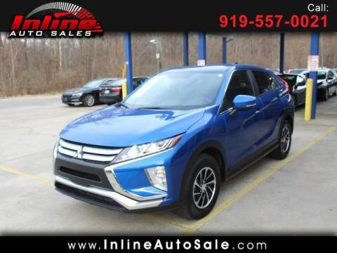 2020 Mitsubishi Eclipse Cross for sale at Inline Auto Sales in Fuquay Varina NC