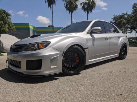 2011 Subaru WRX for sale at TOP TWO USA INC in Oakland Park FL