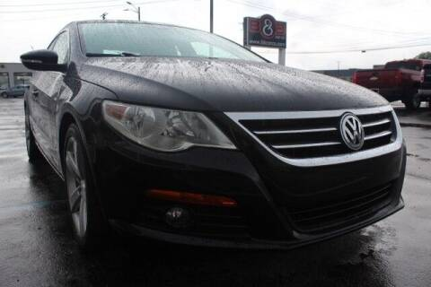 2011 Volkswagen CC for sale at B & B Car Co Inc. in Clinton Twp MI