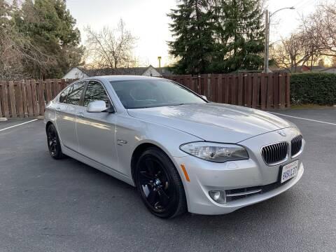 2012 BMW 5 Series for sale at OPTED MOTORS in Santa Clara CA