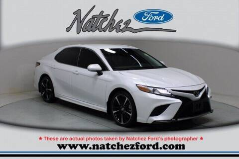 2019 Toyota Camry for sale at Auto Group South - Natchez Ford Lincoln in Natchez MS