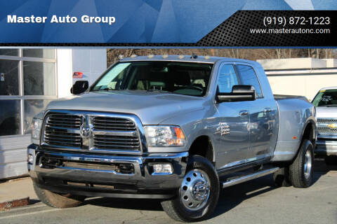 2015 RAM Ram Pickup 3500 for sale at Master Auto Group in Raleigh NC