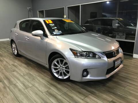 2013 Lexus CT 200h for sale at Golden State Auto Inc. in Rancho Cordova CA