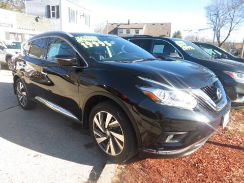2015 Nissan Murano for sale at Uno's Auto Sales in Milwaukee WI