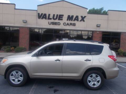 2011 Toyota RAV4 for sale at ValueMax Used Cars in Greenville NC