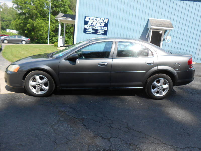 2005 Dodge Stratus for sale at Keiter Kars in Trafford PA