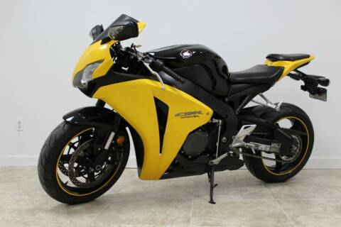 2008 Honda CBR 1000 RR8 for sale at Texotic Motorsports in Houston TX