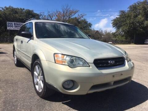 2007 Subaru Outback for sale at Hi-Tech Automotive - Oak Hill in Austin TX