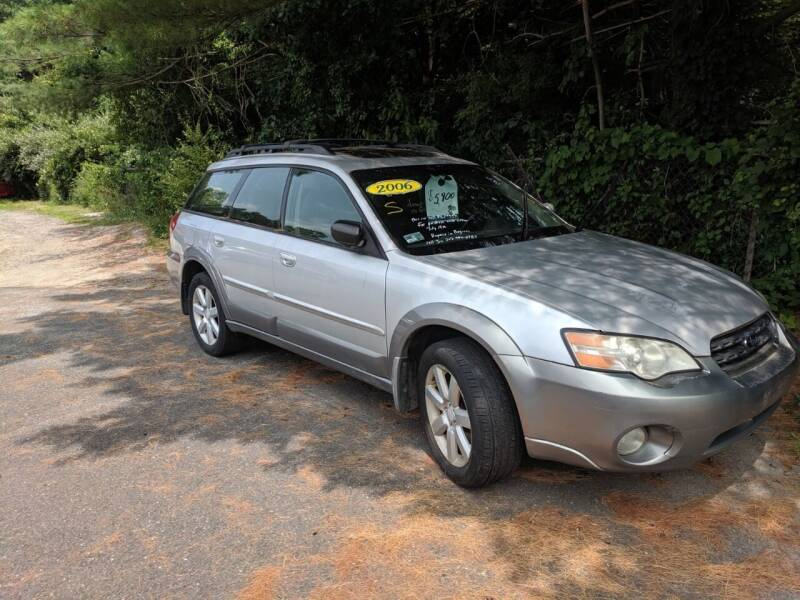 2006 Subaru Outback for sale at Berkshire Auto & Cycle Sales in Sandy Hook CT