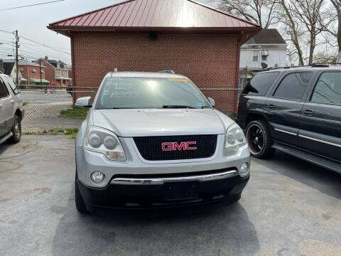 2011 GMC Acadia for sale at Chambers Auto Sales LLC in Trenton NJ