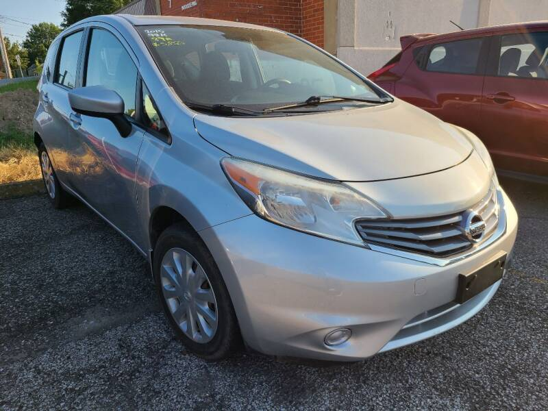 2015 Nissan Versa Note for sale at AA Auto Sales LLC in Columbia MO