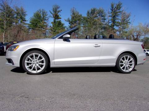 2015 Audi A3 for sale at Mark's Discount Truck & Auto Sales in Londonderry NH