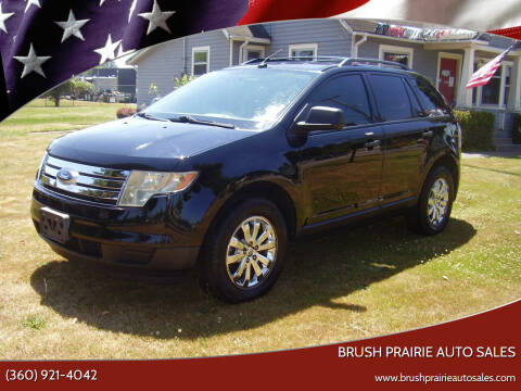 2007 Ford Edge for sale at Brush Prairie Auto Sales in Battle Ground WA