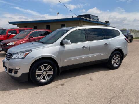 2017 Chevrolet Traverse for sale at Dakota Auto Inc. in Dakota City NE