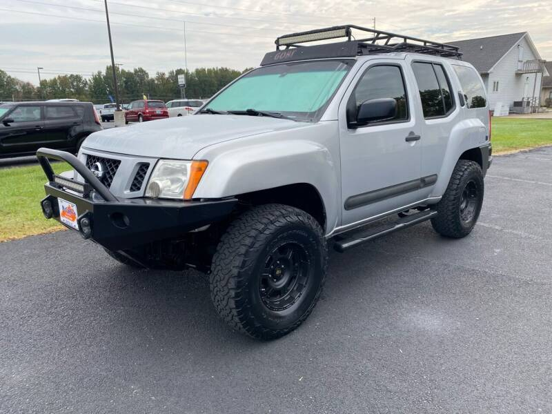 2011 Nissan Xterra for sale at McCully's Automotive in Benton KY
