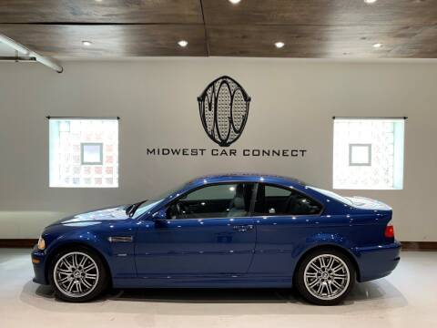 2002 BMW M3 for sale at Midwest Car Connect in Villa Park IL