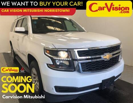 2018 Chevrolet Suburban for sale at Car Vision Mitsubishi Norristown in Norristown PA