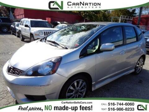 2013 Honda Fit for sale at CarNation AUTOBUYERS, Inc. in Rockville Centre NY