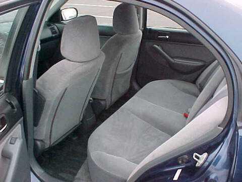 2002 Honda Civic for sale at North Hills Auto Mall in Pittsburgh PA