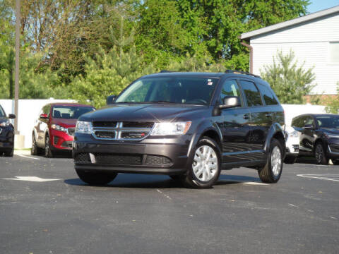 2020 Dodge Journey for sale at Jack Schmitt Chevrolet Wood River in Wood River IL