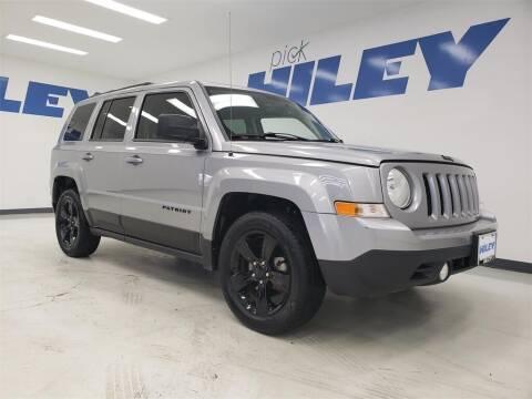 2014 Jeep Patriot for sale at HILEY MAZDA VOLKSWAGEN of ARLINGTON in Arlington TX