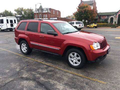 2010 Jeep Grand Cherokee for sale at DC Auto Sales Inc in Saint Louis MO