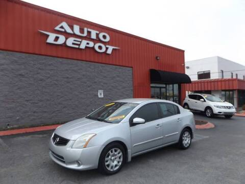 2011 Nissan Sentra for sale at Auto Depot of Smyrna in Smyrna TN