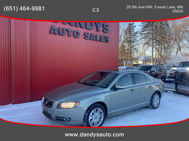2007 Volvo S80 for sale at Dandy's Auto Sales in Forest Lake MN