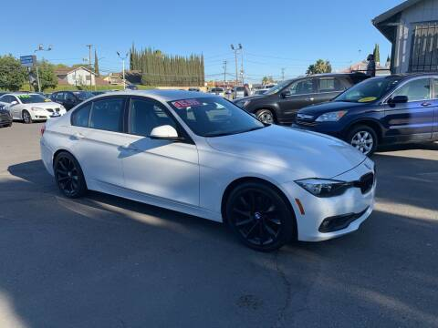 2016 BMW 3 Series for sale at Blue Diamond Auto Sales in Ceres CA