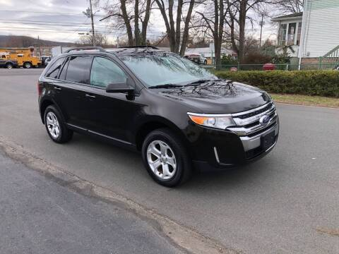 2014 Ford Edge for sale at Whiting Motors in Plainville CT