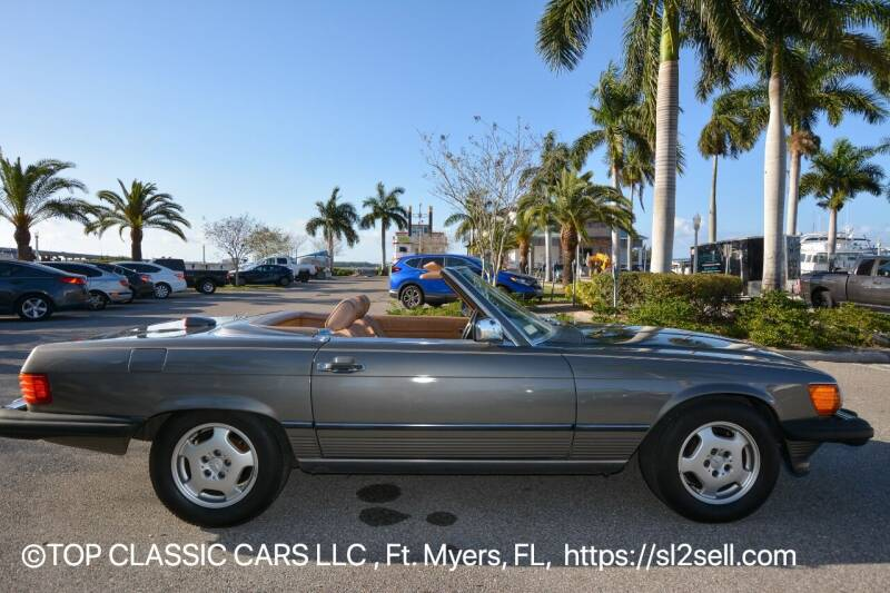 1987 Mercedes-Benz 560-Class for sale in Fort Myers, FL