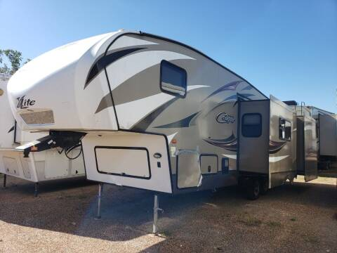 2015 Keystone Cougar for sale at Ultimate RV in White Settlement TX