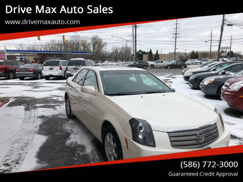 2006 Cadillac CTS for sale at Drive Max Auto Sales in Warren MI