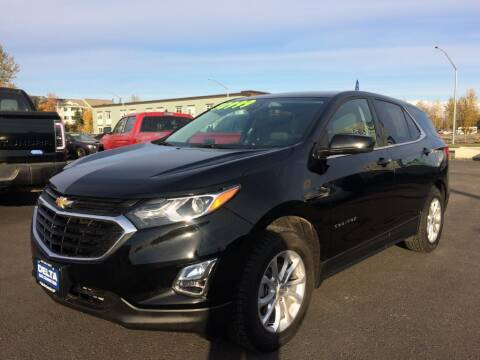 2020 Chevrolet Equinox for sale at Delta Car Connection LLC in Anchorage AK