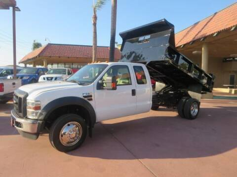 2008 Ford F-550 Super Duty for sale at Norco Truck Center in Norco CA