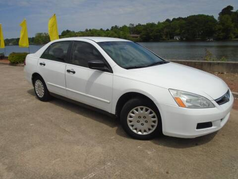 2006 Honda Accord for sale at Lake Carroll Auto Sales in Carrollton GA