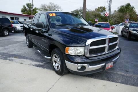 2005 Dodge Ram Pickup 1500 for sale at J Linn Motors in Clearwater FL