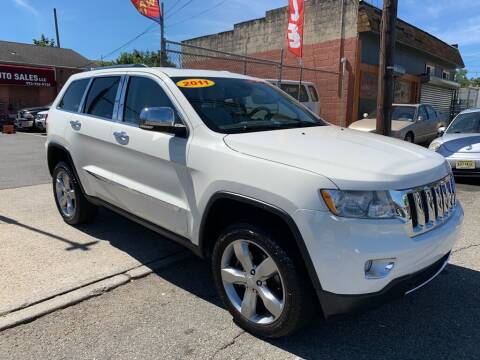2011 Jeep Grand Cherokee for sale at United Auto Sales of Newark in Newark NJ