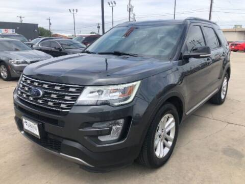 2017 Ford Explorer for sale at Eurospeed International in San Antonio TX