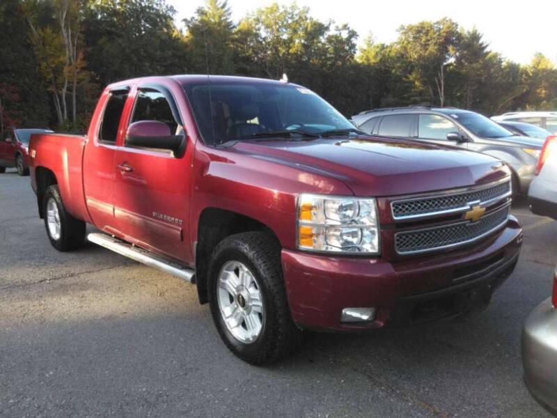 2013 Chevrolet Silverado 1500 for sale at Irving Auto Sales in Whitman MA