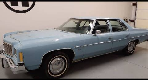 1975 Chevrolet Impala for sale at Highway 41 South Motorplex in Springfield TN