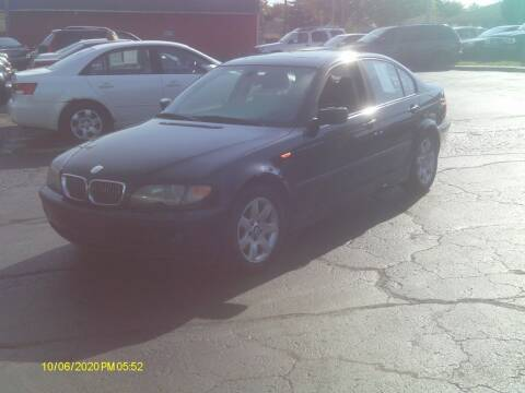 2004 BMW 3 Series for sale at Flag Motors in Columbus OH